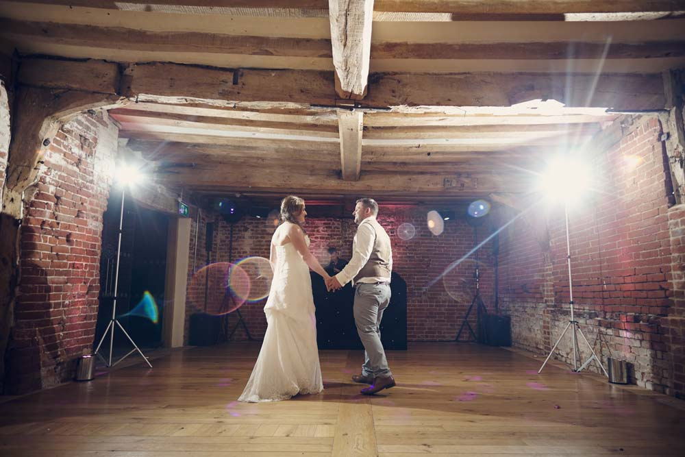 First Dance at Tudor Barn, Belstead Wedding - www.helloromance.co.uk