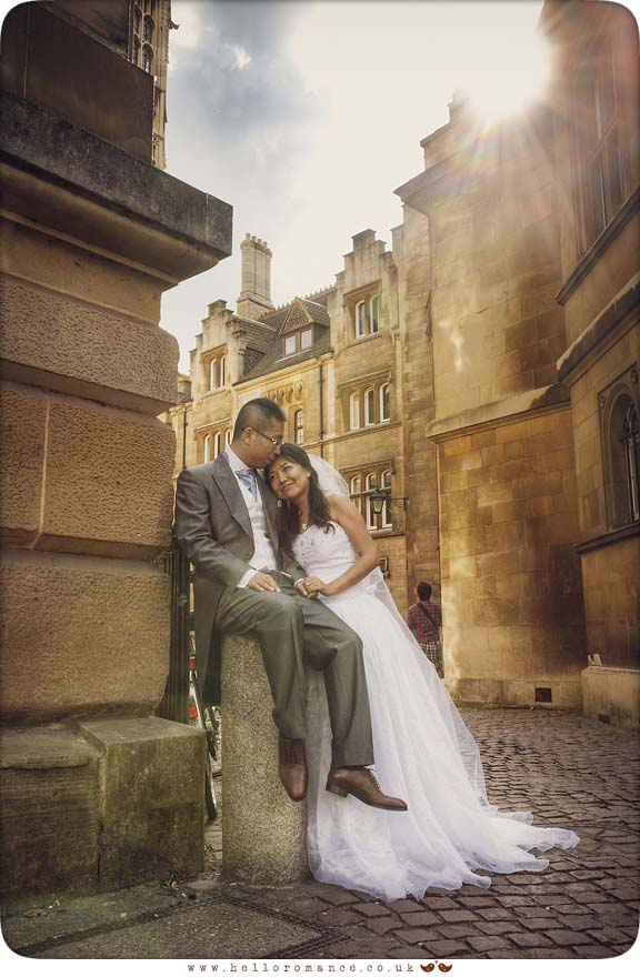 Selene & Alex - Hello Romance Photography - Cambridge Engagement shoot