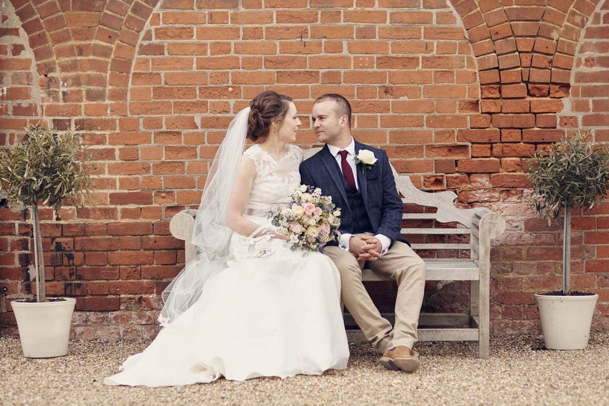 Copdock Hall Wedding Photography - Victoria & Thomas