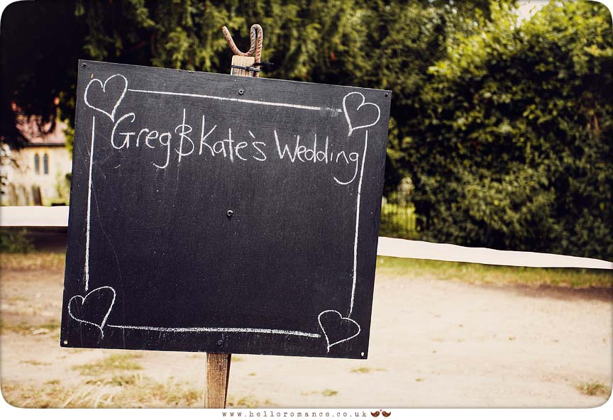 Wedding Chalk Board Blackboard hearts - Helmingham Hall Wedding Photography - Katie and Greg - Hello Romance Wedding Photography Ipswich Suffolk