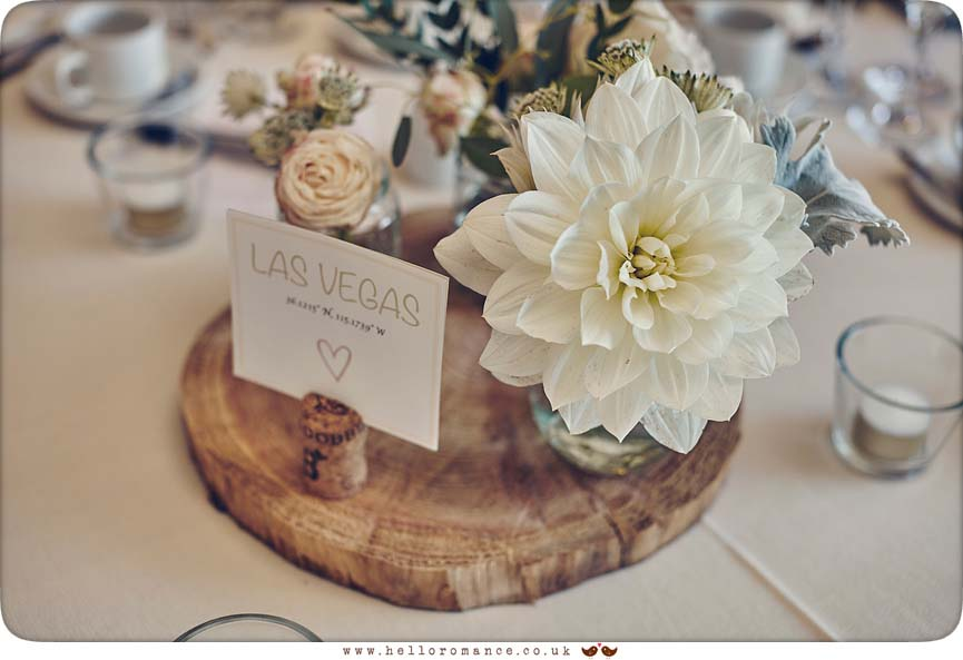 DIY Wedding stationery - www.helloromance.co.uk
