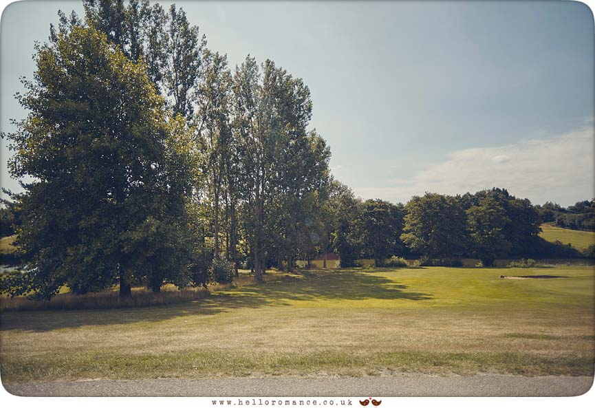 Stoke By Nayland Golf Club - www.helloromance.co.uk