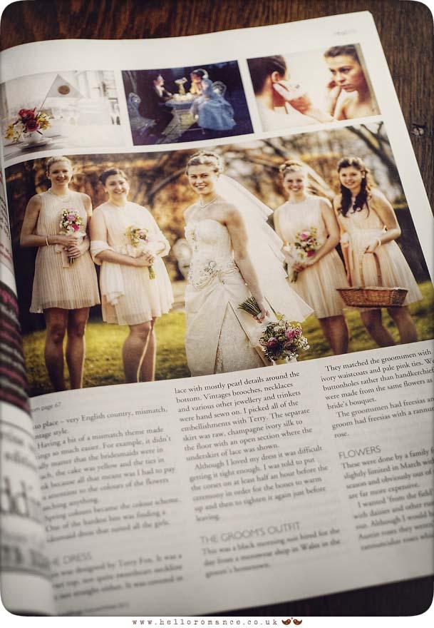 Pure Weddings Magazine - Hello Romance Wedding Photography