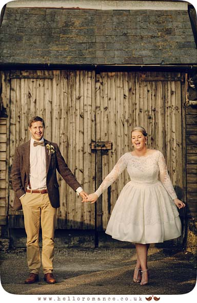 Cute Vintage Alternative Ipswich Suffolk Wedding Photographers