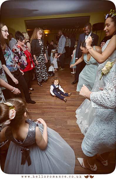 Cool dance photography at Suffolk Greshams wedding - www.helloromance.co.uk