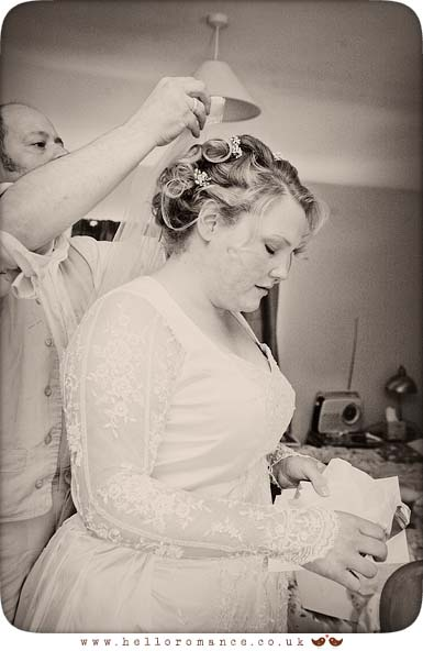 Eyke Wedding Photography - Bridal Preparation - Hello Romance