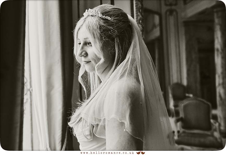 Bridal portrait, Essex - www.helloromance.co.uk