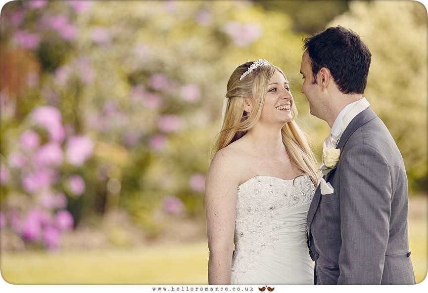 Essex wedding photo - www.helloromance.co.uk