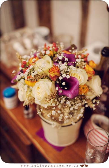 Vintage Wedding Flowers Bouquet - Hello Romance