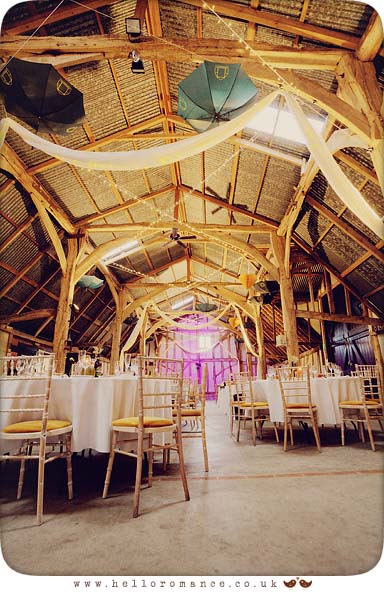 Alpheton Hall Barns Venue - Hello Romance