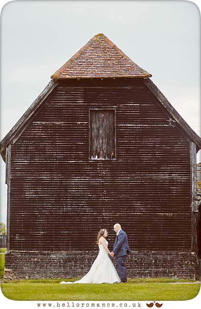 Suffolk Barn, Hawstead