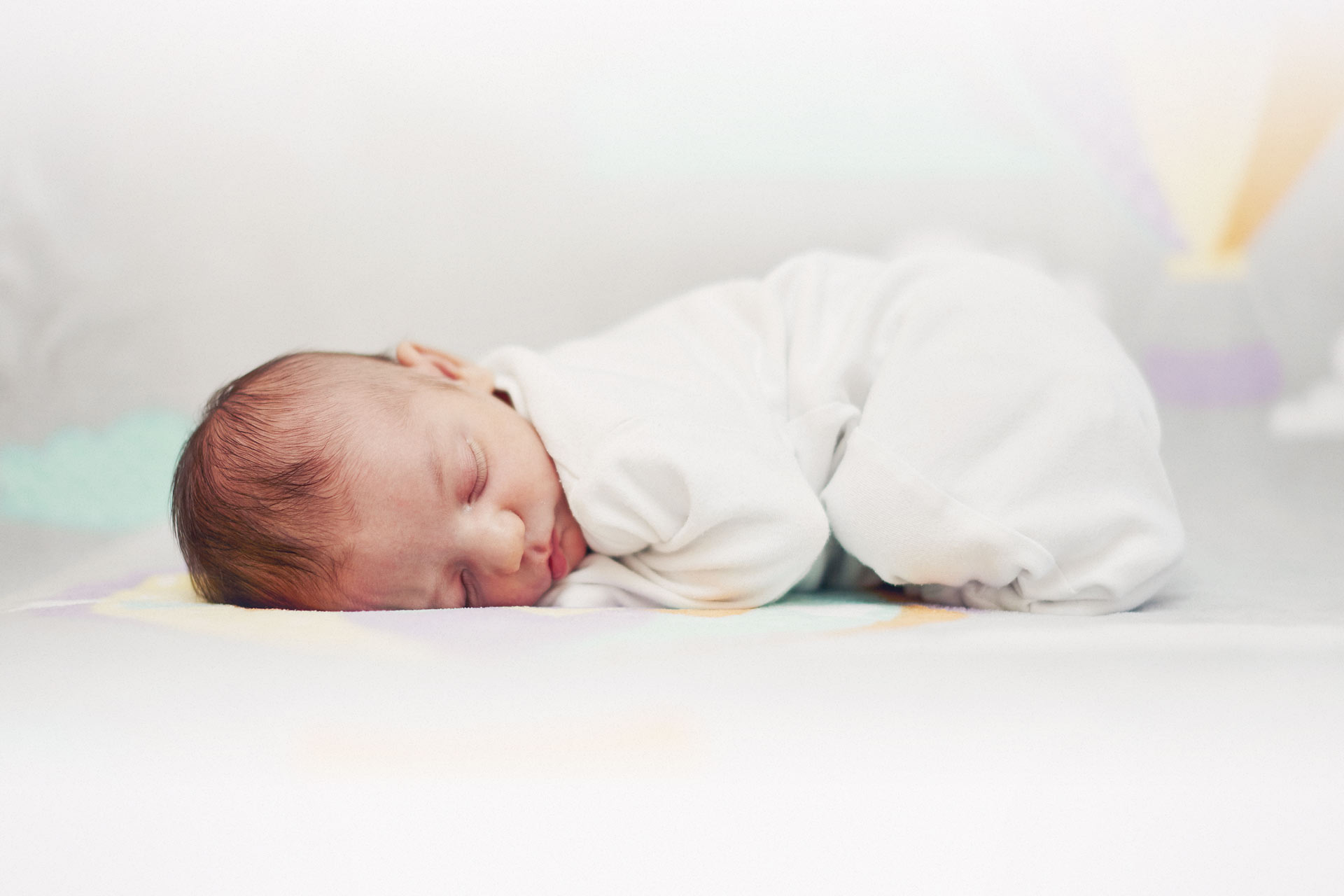 Newborn Baby Portrait Photography in Ipswich