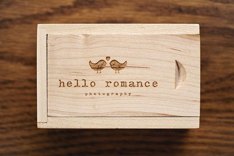 USB of High Resolution JPEG Wedding Photos in Wedding Photography Package by Hello Romance Wedding Photography Suffolk